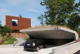 modern garage design for minimalist house allstateloghomes com garage design in modern villa midgard with infinity pool in with regard to modern garage design