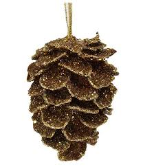 6 beaded pinecone ornament danielle rollins