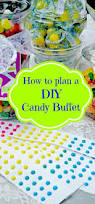 Diy Candy Buffet by Best 25 Simple Candy Buffet Ideas On Pinterest Wedding Candy