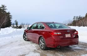red subaru legacy taken for granted 2015 subaru legacy u2013 limited slip blog