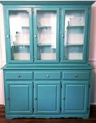 gorgeous blue upcycled turquoise pantry cabinet photo inspirations