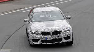 prototype drive 2018 bmw m5 2018 bmw m5 new spy photos from the nurburgring motor1 com photos