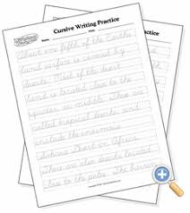 tracing cursive handwriting worksheetworks com