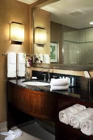 Bathroom  Classy Modern Guest Bathroom Design With Modern Wall - Guest bathroom design