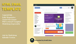 create responsive html email template for 10 seoclerks