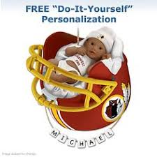 st louis rams personalized baby s ornament http