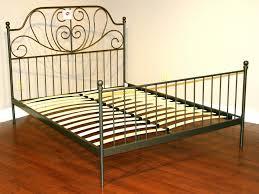 bedroom metal double bed frame full bed frame metal single bed