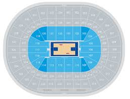 chart united center detailed seating polk county map