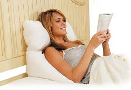 best pillow for watching tv in bed 10 in 1 flip pillow queen king size sharper image