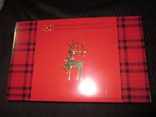 burgoyne christmas cards 40 burgoyne christmas cards with matching self seal envelopes ebay