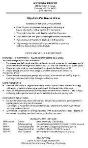 Example Warehouse Resume Warehouse Resume Sample Template Billybullock Us
