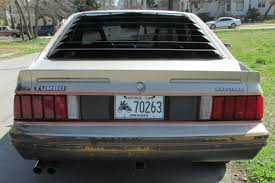 1979 ford mustang pace car 1979 ford mustang pace car turbocharged replica hb 2 door 2 3l 4