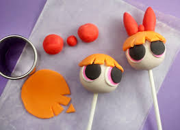 Halloween Cake Balls Recipe by The Powerpuff Girls Cake Pops U2013 Bakerella Com