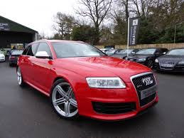 white and pink audi 2008 audi rs6 avant v10 for sale at george kingsley vehicle sales