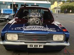 bentley dominator 4x4 ford td cortina drag car blown injected alcohol