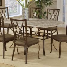 Granite Dining Table Set by Mesmerizing Stone Dining Table Set Images Decoration Ideas