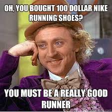 Sneakers Meme - why i m a fake runner healthy helper