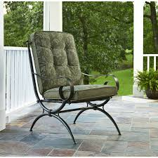 Outdoor Patio Furniture Cushions Replacement by Jaclyn Smith Cora Replacement Chair Cushion Only Limited
