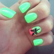 nail ideas for miami beach manicure pinterest girls nail