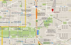 Map Of Washington Dc Monuments by Union Station Map And Directions Washington Dc