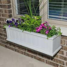 mayne cape cod 3ft window box planter aspenberry com