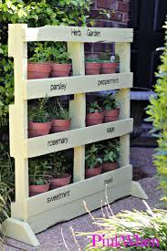 herb planter diy plant stand flower shelves stands kitchen plants herb gardens diy