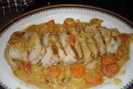 cuisiner un roti de veau recette rôti de veau à la moutarde toutes les recettes allrecipes
