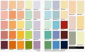 paint colour charts exterior crowdbuild for