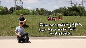 How To Break Into A Garage Door by Drive By Shooting Using Your Car To Make Better Videos On Vimeo