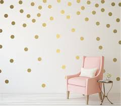 etsy wall decals polka dots color the walls of your house