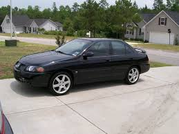 nissan sentra series 3 2006 nissan sentra se r b15 udm mighty car mods official forum