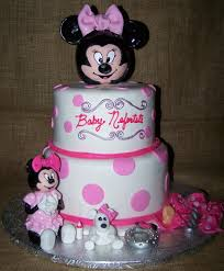 photo baby minnie mouse shower image
