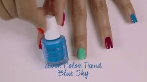 avon color trend nail art youtube