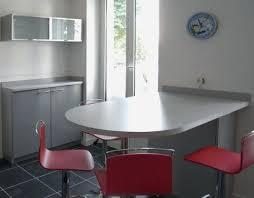 table de cuisine avec plan de travail topmost 39 design table plan de travail cuisine beau