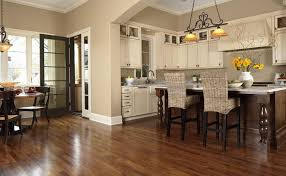 Floor Kitchen Cabinets by Kitchen Cabinet And Wall Color Combinations