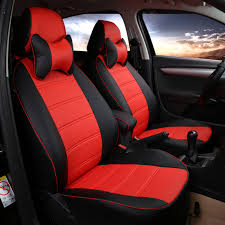 housse siege de voiture personnalisé pu leather car seat cushion for citroen c5 accessories interior car