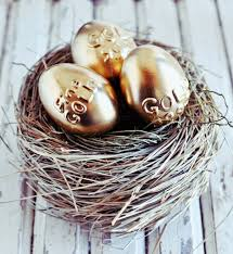 gold easter eggs go make me how to make gold bullion easter eggs diy project go