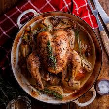 Roast Whole Chicken Easy Tuscan Roast Chicken Simply Delicious