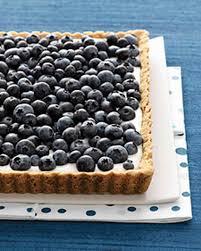blueberry desserts martha stewart