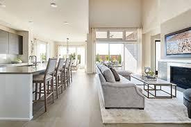 Display Homes Interior by Mainvue Model Display Homes Texas