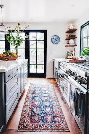 Washable Kitchen Rugs Best 25 Kitchen Runner Ideas On Pinterest Kitchen Rug Runners