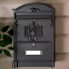 Diy Wall Mount Mailbox Creative And Decorative Mailboxes Do It Yourself The Latest Home