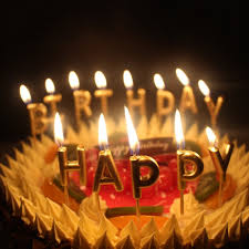 birthday cake candles beurio birthday letter cake candles gold kitchen