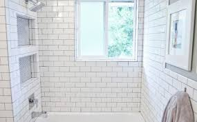 grey tile bathroom ideas white subway tile bathroom design ideas attractive in 18