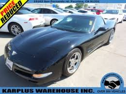 96 corvette for sale used chevrolet corvette for sale in ca 96 used