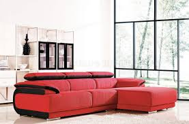 Red Sectional Sofas by Cozy Red Sectional Sofa U2014 Liberty Interior Decorating Ideas For