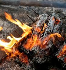 backyard fire pits
