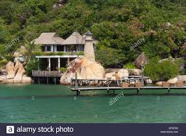 small bungalow stock photos small bungalow stock images alamy small bungalow resort ngoc suong in cam ranh bay nha trang vietnam