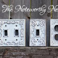 Decorative Light Switch Covers Best Cast Iron Switch Plates