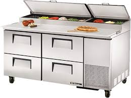 commercial pizza prep tables prep table discounted commercial products